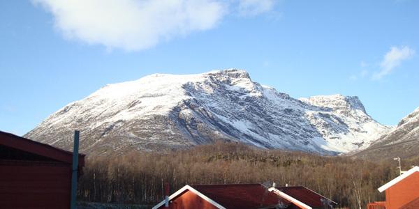 Høstbilde fra Finnmarkskollektivet.